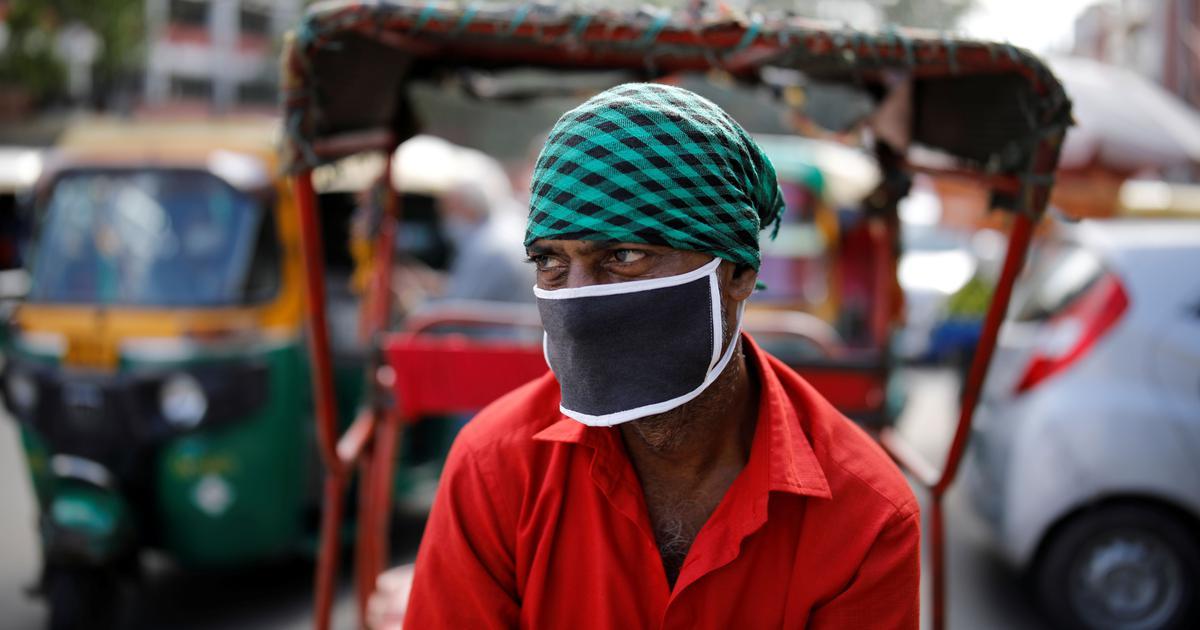 Coronavirus: SC stays Gujarat HC order mandating community service for those not wearing masks