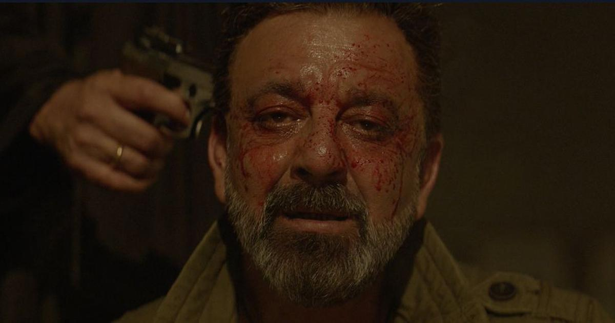 'Sadak 2' review: Sanjay Dutt is back in the driver's seat