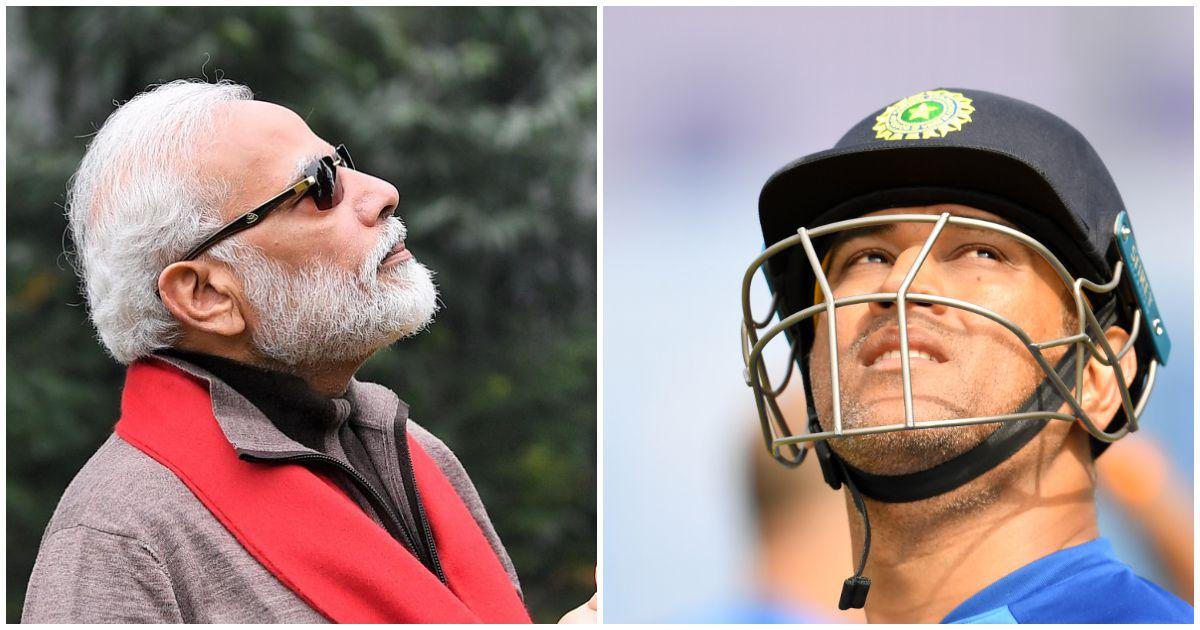 Of 'kaamdars' and 'naamdars': Why Modi wants to identify himself with Dhoni's legacy