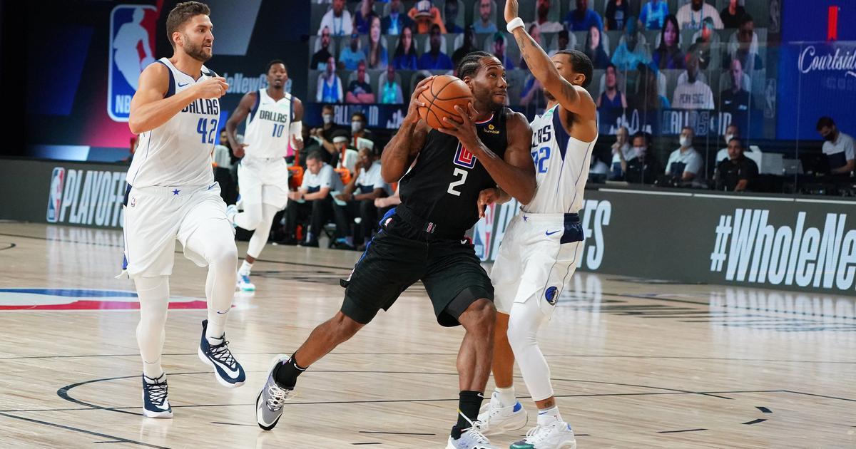 NBA Playoffs: Clippers eliminate Mavericks, Celtics down champions Raptors to take 1-0 lead