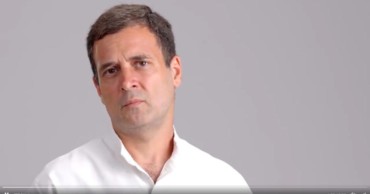 'Economy cannot grow on diktats': Rahul Gandhi takes jibe at PM Modi on recession