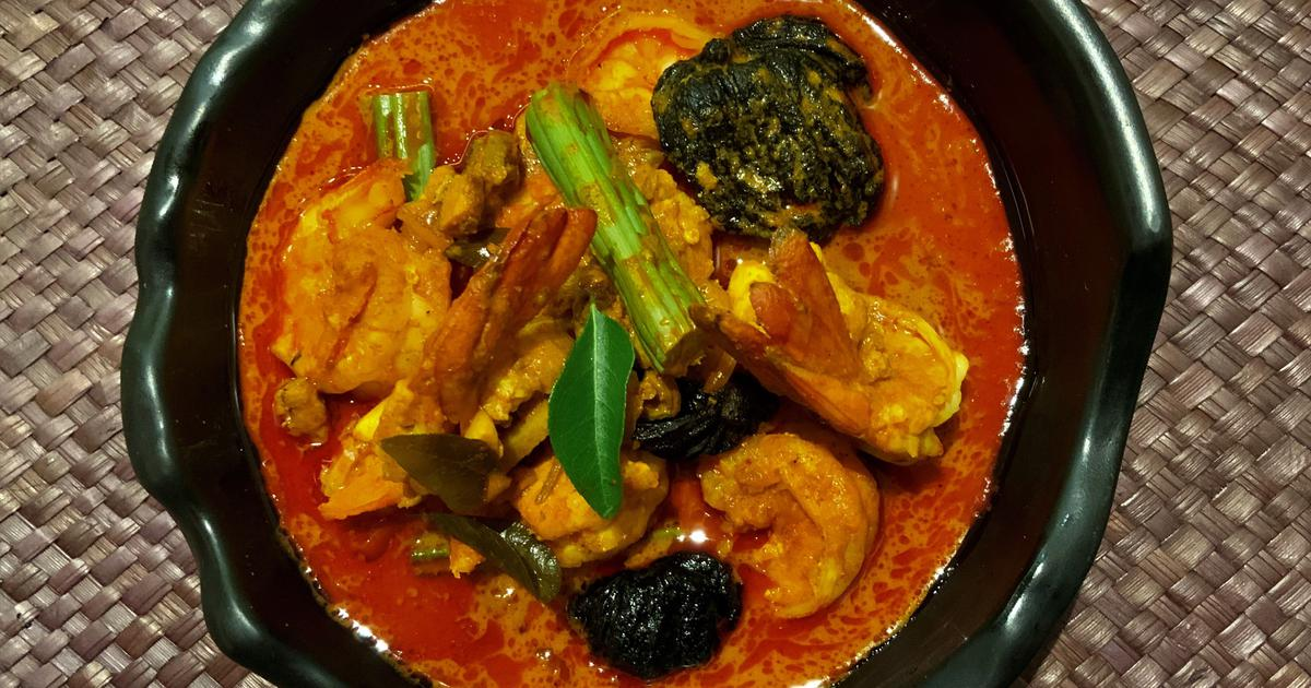 Prawn And Drumstick Curry