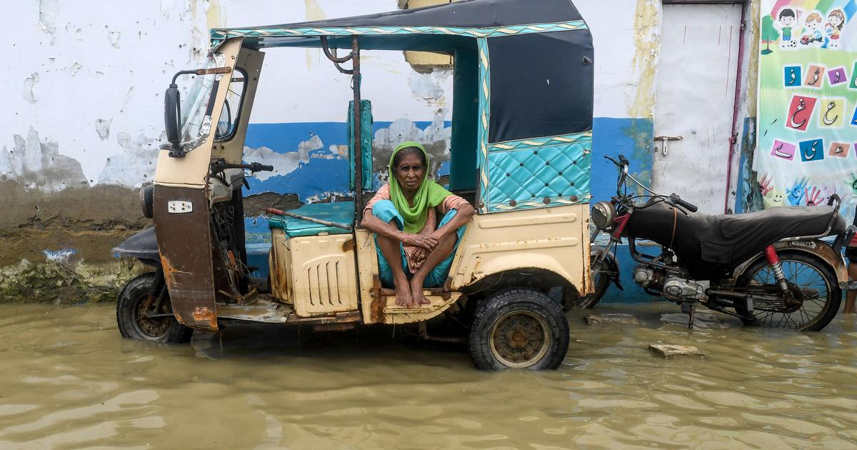 Poor planning, civic apathy and huge floods – it's the same story from Karachi to Kolkata