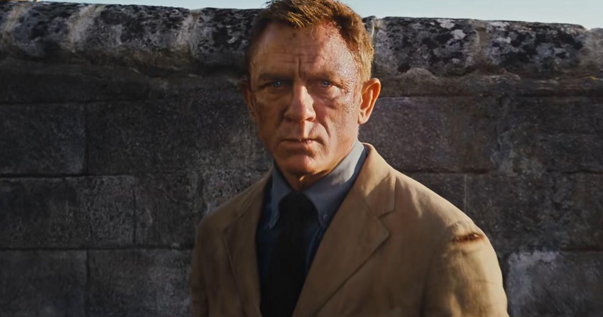 'No Time To Die': New trailer for James Bond movie is out