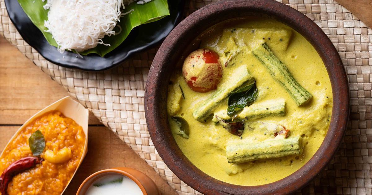 Muringakka Curry