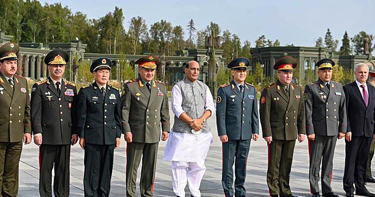 China's attempts to change status quo in Ladakh a violation of agreements, says Rajnath Singh
