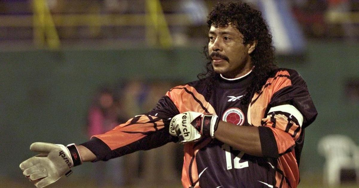 Pause, rewind, play: When Colombia goalkeeper Rene Higuita unleashed the audacious scorpion kick