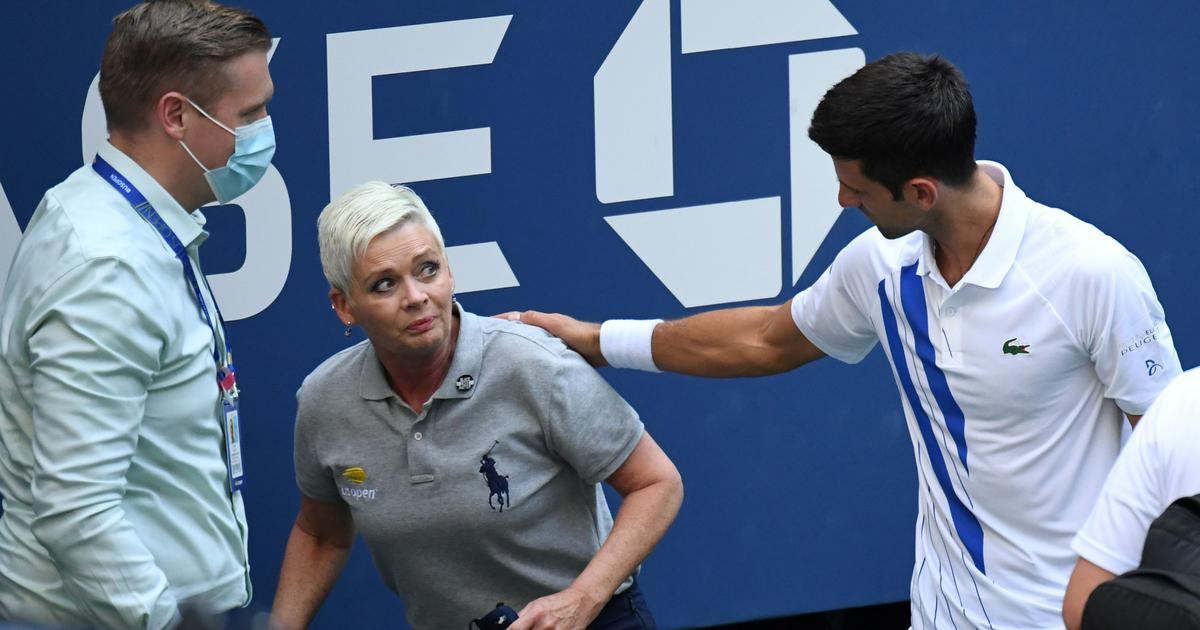 Novak Djokovic Disqualified From Us Open 2020 All You Need To Know About The Bizarre Incident