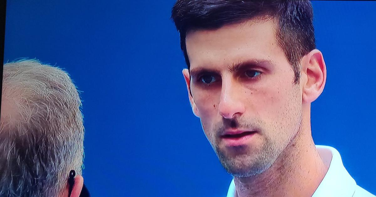 Could This Year Get Any More Dramatic Twitter Reacts To Novak Djokovic Being Defaulted From Us Open