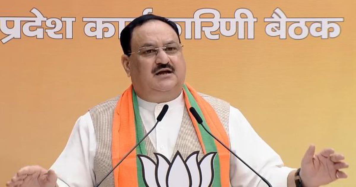 Coronavirus: BJP chief JP Nadda tests positive, goes into home isolation