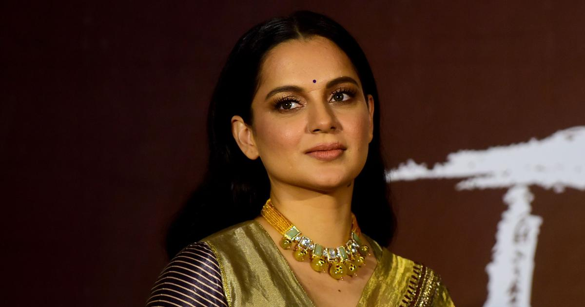 Two Kangana Ranaut tweets removed, Twitter says posts in violation of company rules