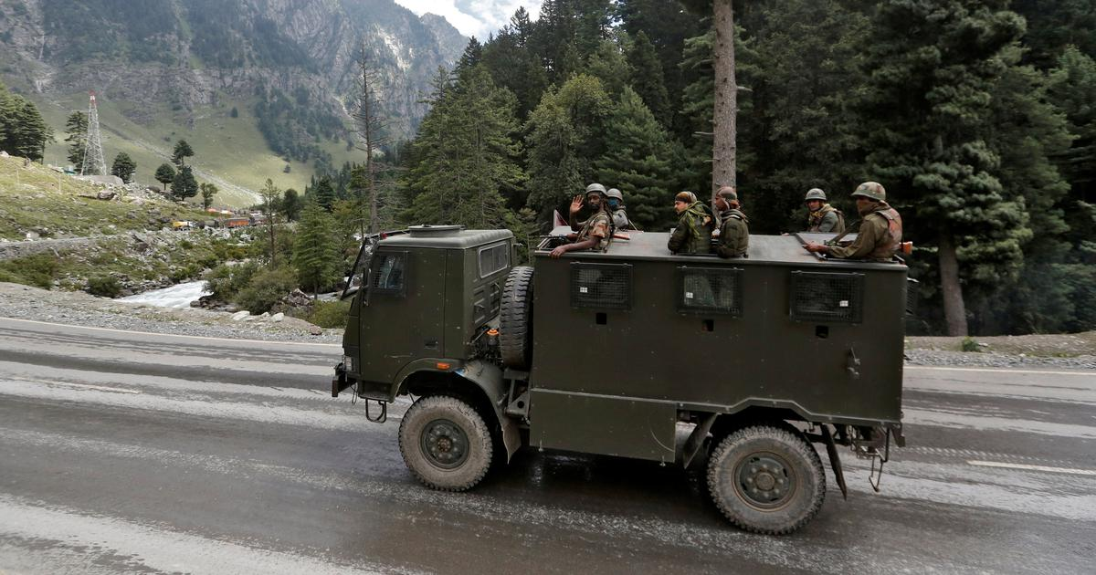 China hopes India will return its soldier who strayed across LAC, says Chinese Army official