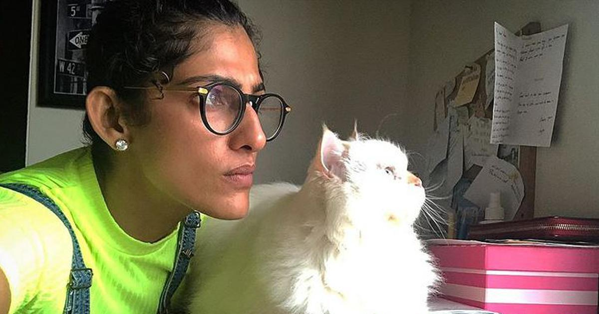 Kubbra Sait interview: 'What is the need to be hundred to write an autobiography?'