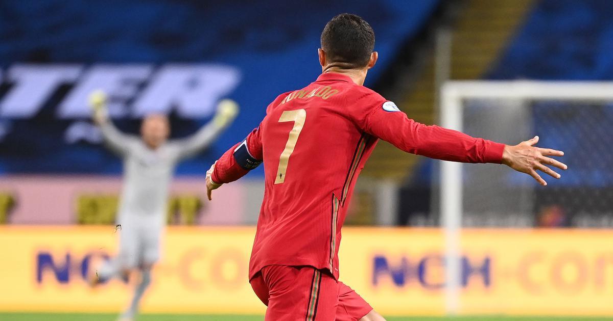 Data check: Cristiano Ronaldo's march to 100 international goals for Portugal