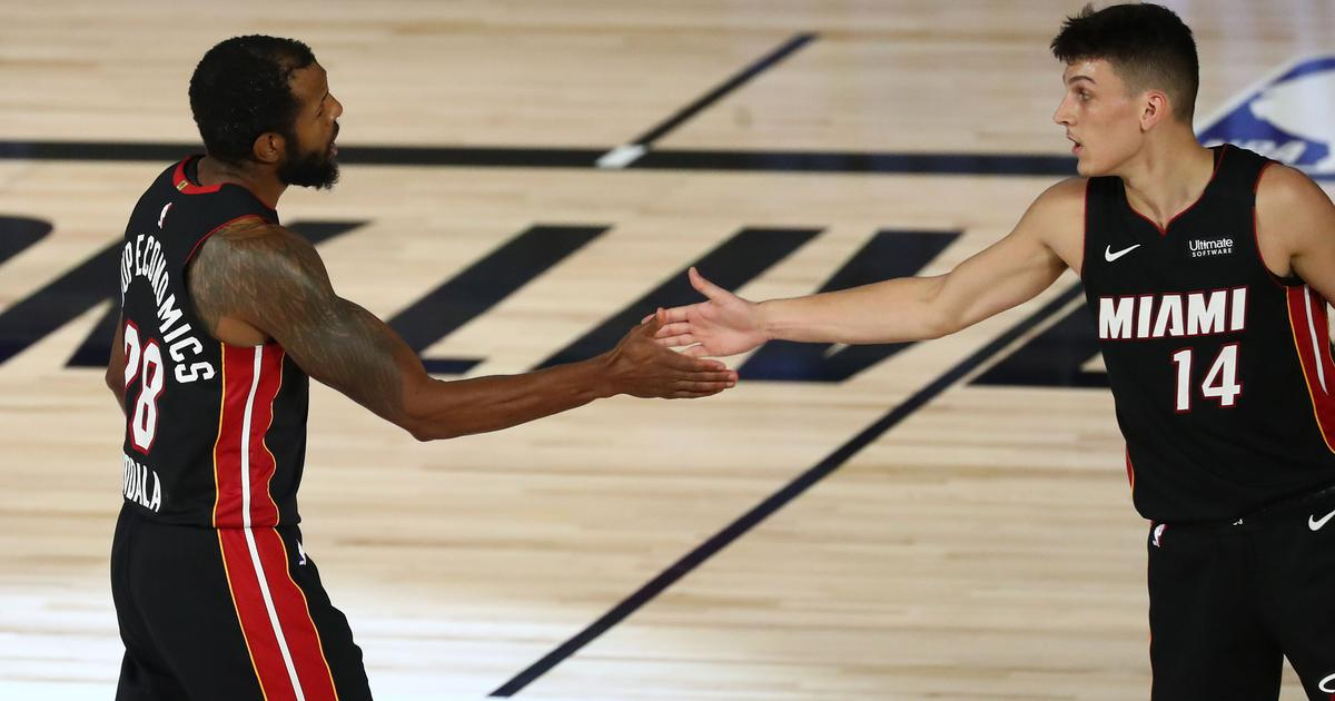 NBA Playoffs: Heat beat depleted Bucks to reach Eastern Conference finals, Lakers down Rockets