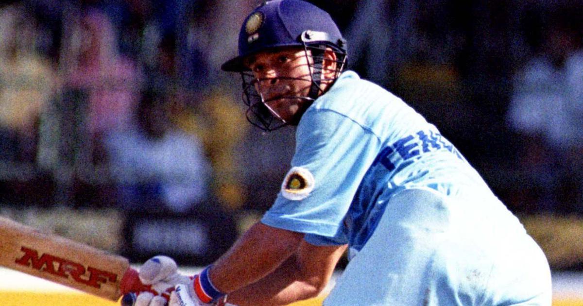 Pause, rewind, play: When Tendulkar ended a long wait for first ODI ton, fittingly against Australia