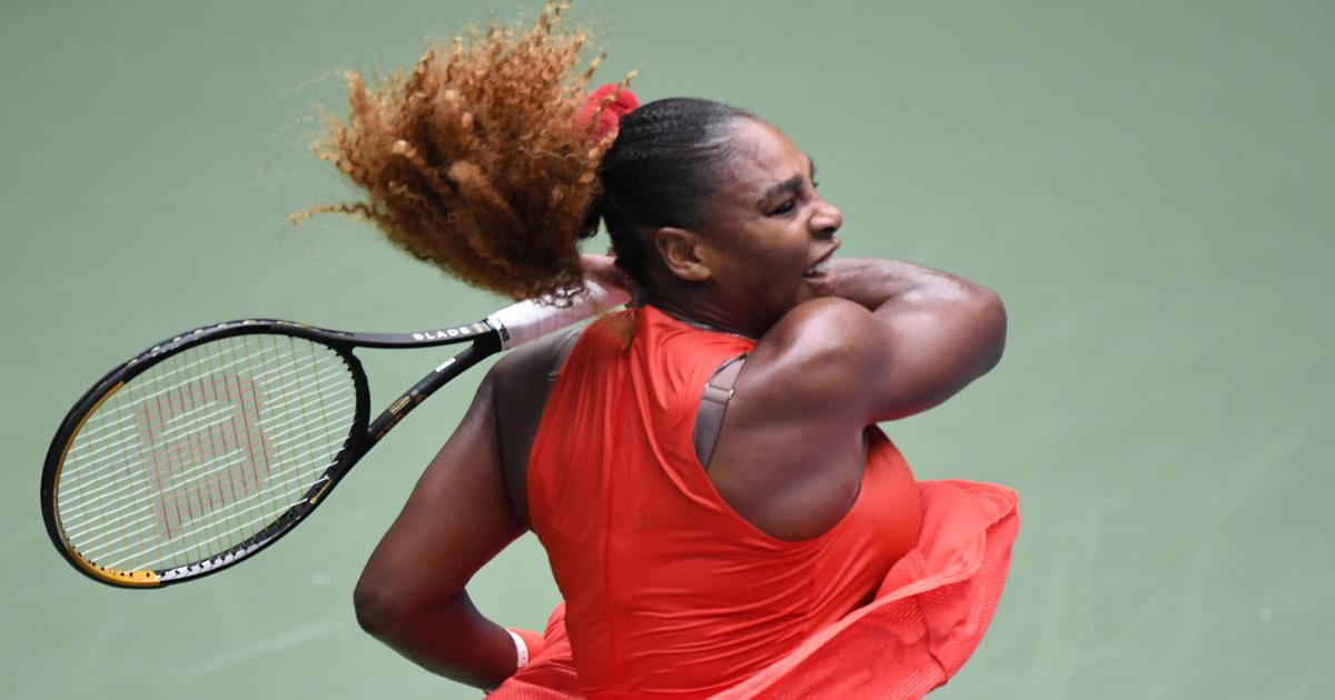 Always a fighter: Twitter reacts to Serena's third straight three-set win to reach US Open semis