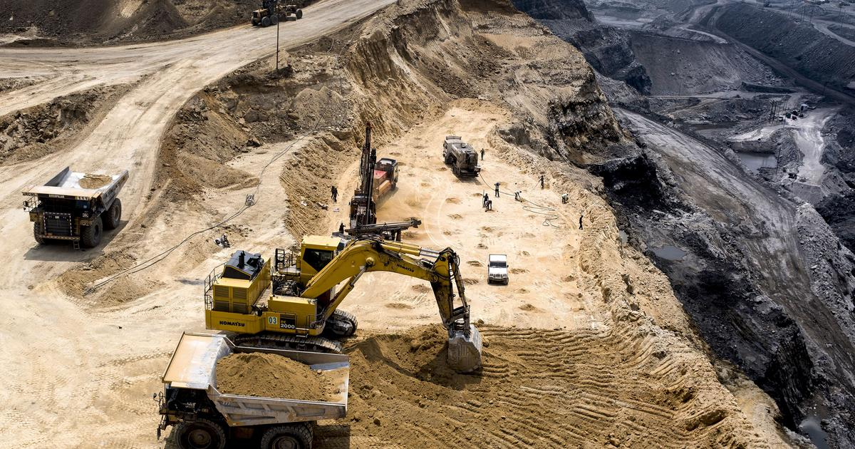 Indian government can now clear one more kind of mining project without consulting the public