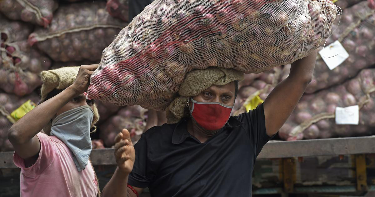 India's GDP fell by 7.5% in July-September, economy in technical recession for first time ever