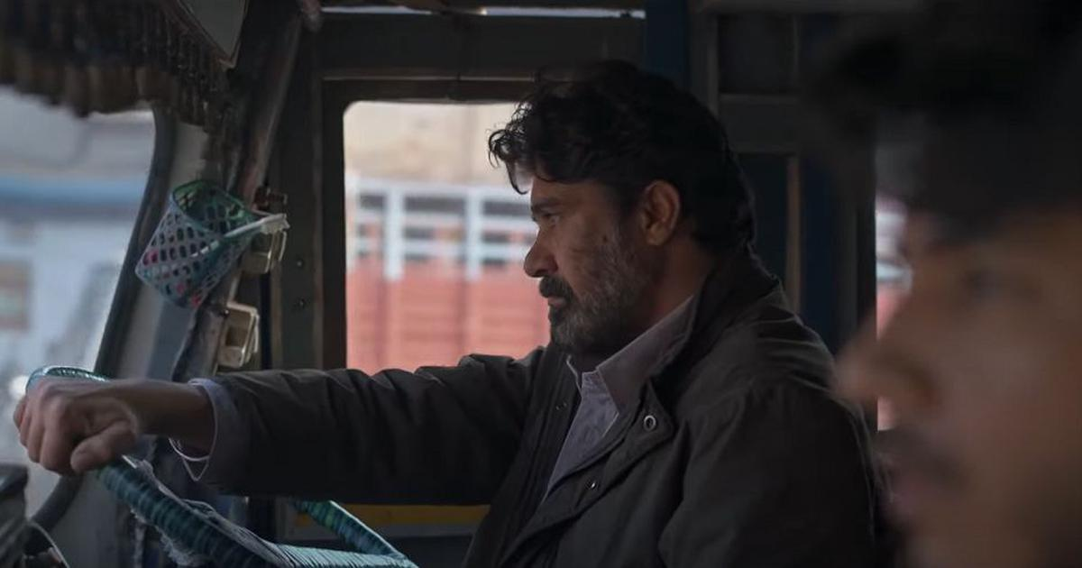 In film 'Milestone', a truck driver's journey from irrelevance to meaning
