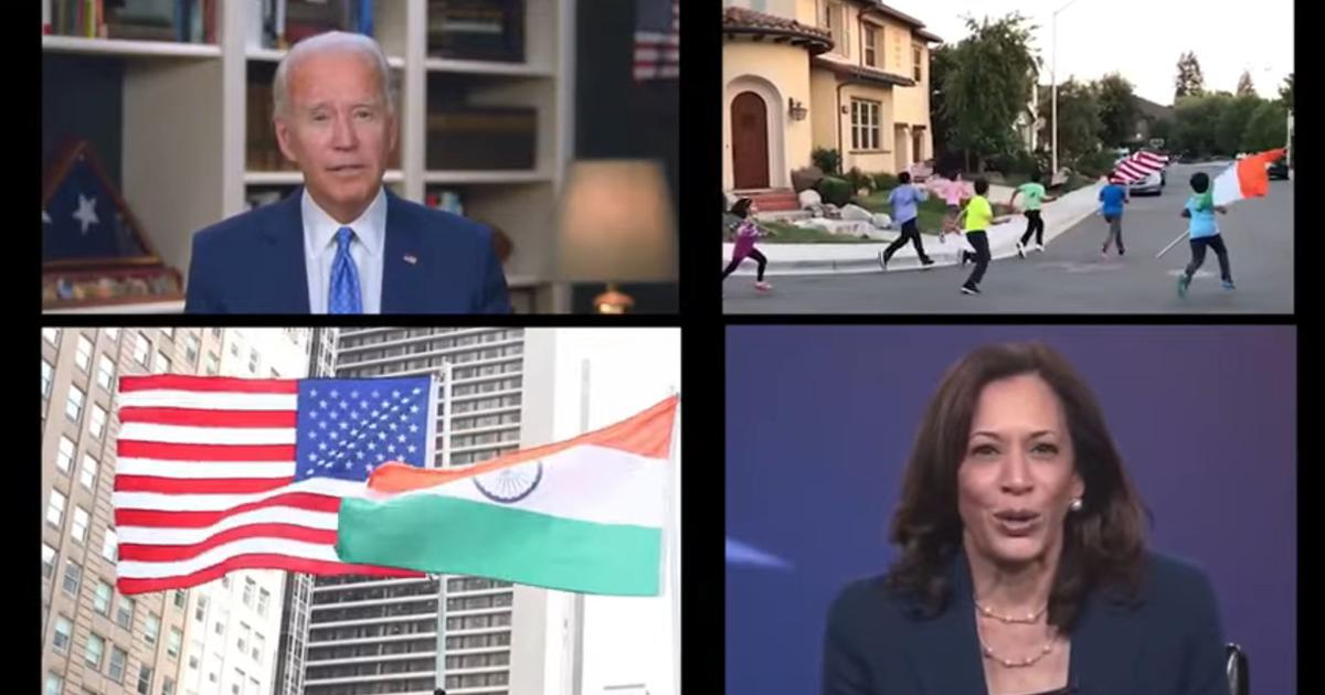 'Chale chalo, Biden, Harris ko vote do': Watch this remix of 'Lagaan' song to attract Indian voters