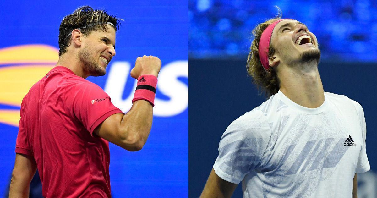 US Open: Long-awaited yet new, a Thiem vs Zverev Grand Slam final is as 2020 as men's tennis gets