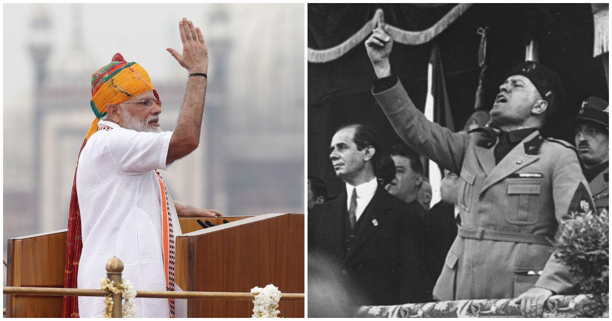 Ram Guha: Reading about Mussolini's Italy in Modi's India