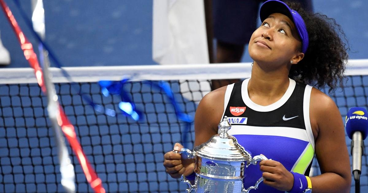 Controlled aggression: Naomi Osaka found the right balance to fight for her second US Open title