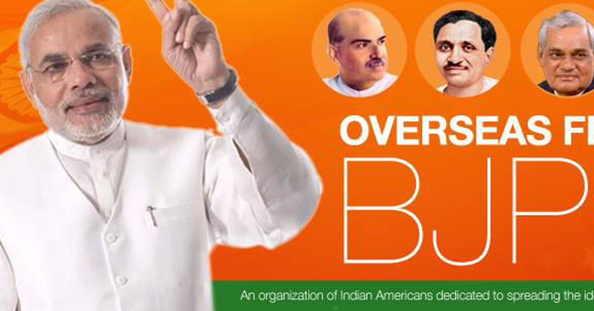 Explainer: Why the 'Overseas Friends of BJP' has registered as a foreign agent in the US