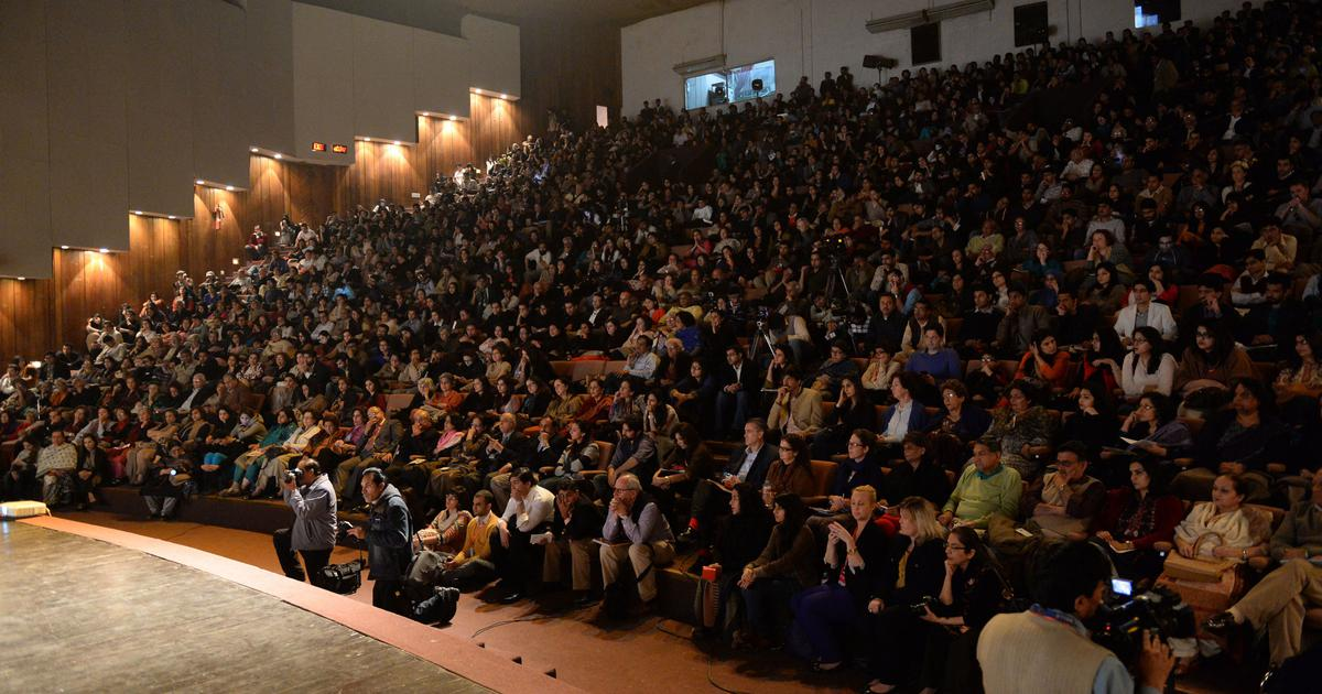 The determination and resilience of the Lahore Literary Festival in the face of the pandemic