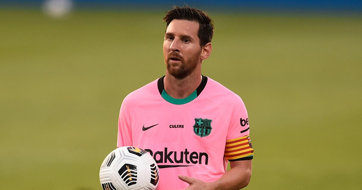 Barcelona interim president: Releasing Messi would have helped with financial issues