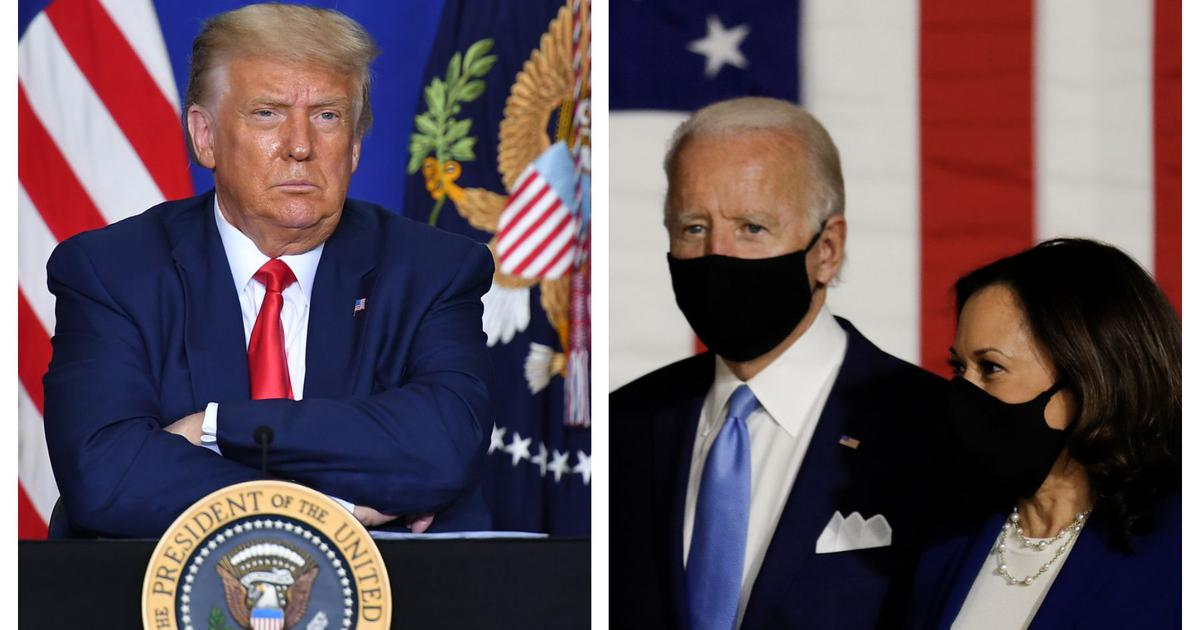 In one month, Trump and Biden spent $27 million on social media ads