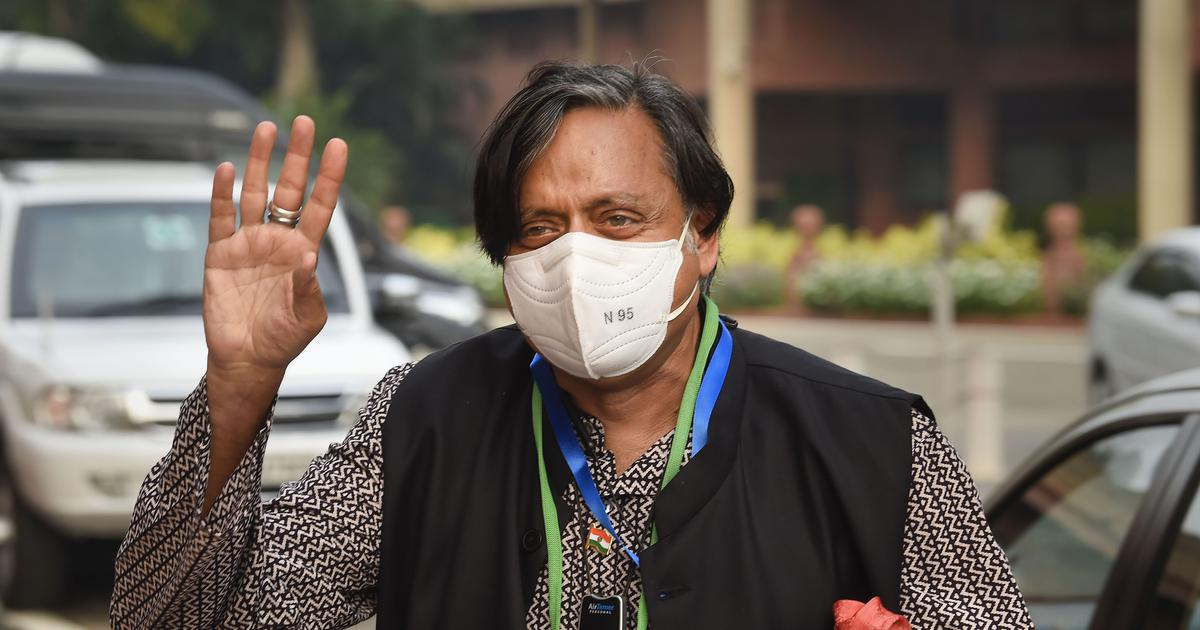 Delhi Police fifth to file FIR against Shashi Tharoor, six journalists for tweets on farmer's death