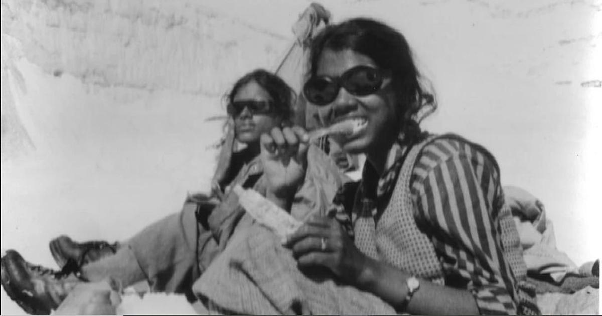 50 years ago, I and five other Indian women scaled a virgin Himalayan peak. Not all of us came back