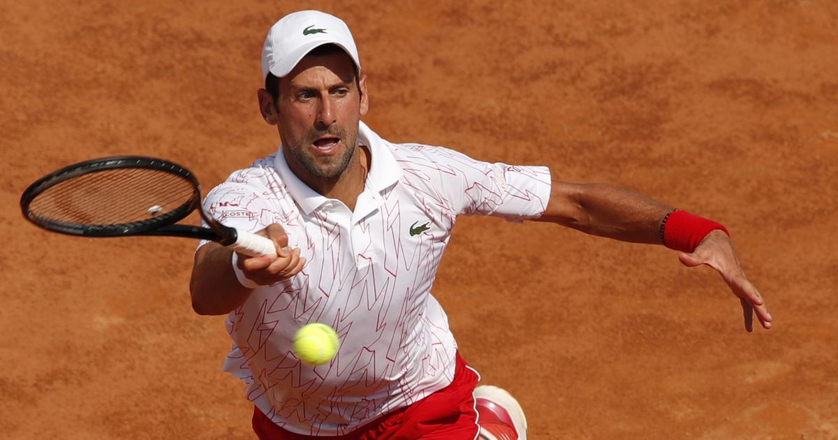 Italian Open: Djokovic, Nadal, Halep, Pliskova reach quarters as Rome prepares to welcome back fans