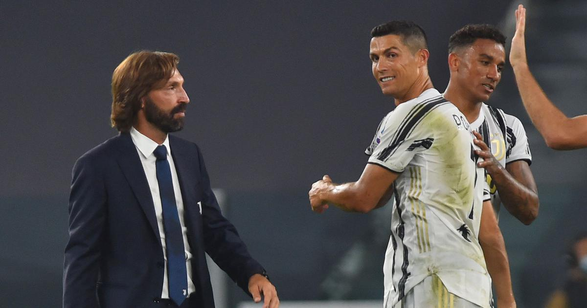 Ronaldo helps Pirlo start with win as Juventus boss