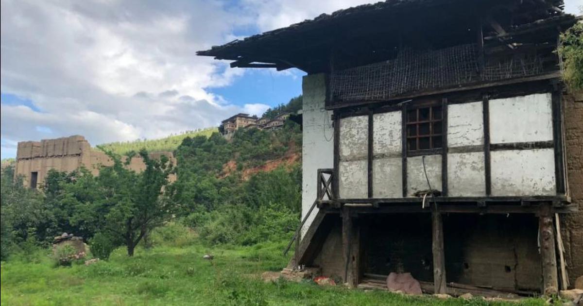 Photos: In rapidly urbanising Bhutan, abandoned houses haunt villages