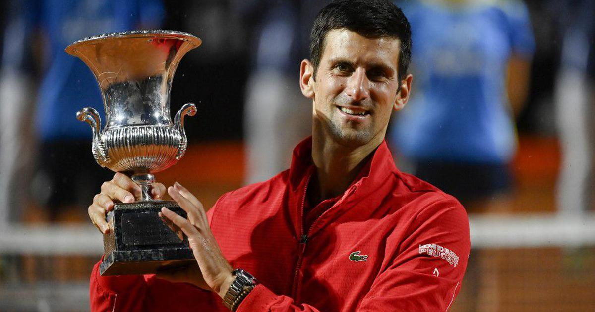Italian Open: World No 1 Novak Djokovic clinches record-breaking 36th Masters title