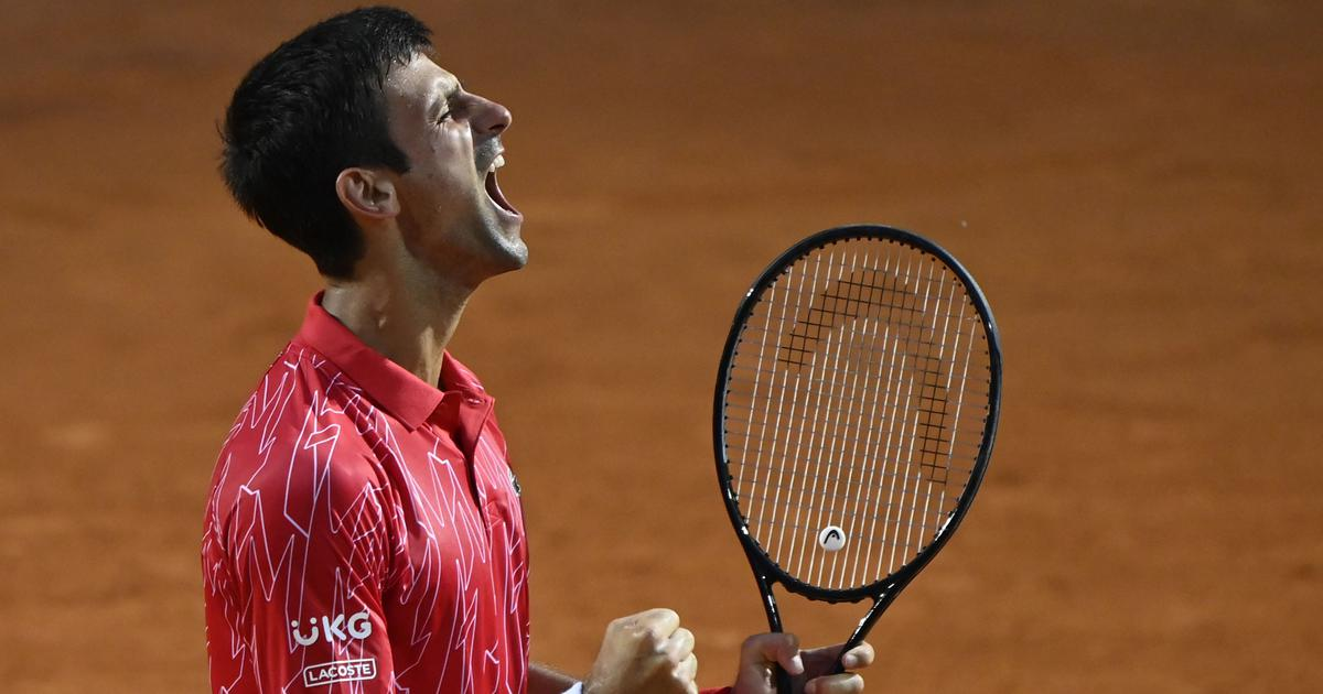 Data check: Djokovic's record-breaking Masters title in Rome is more proof of his all-court genius