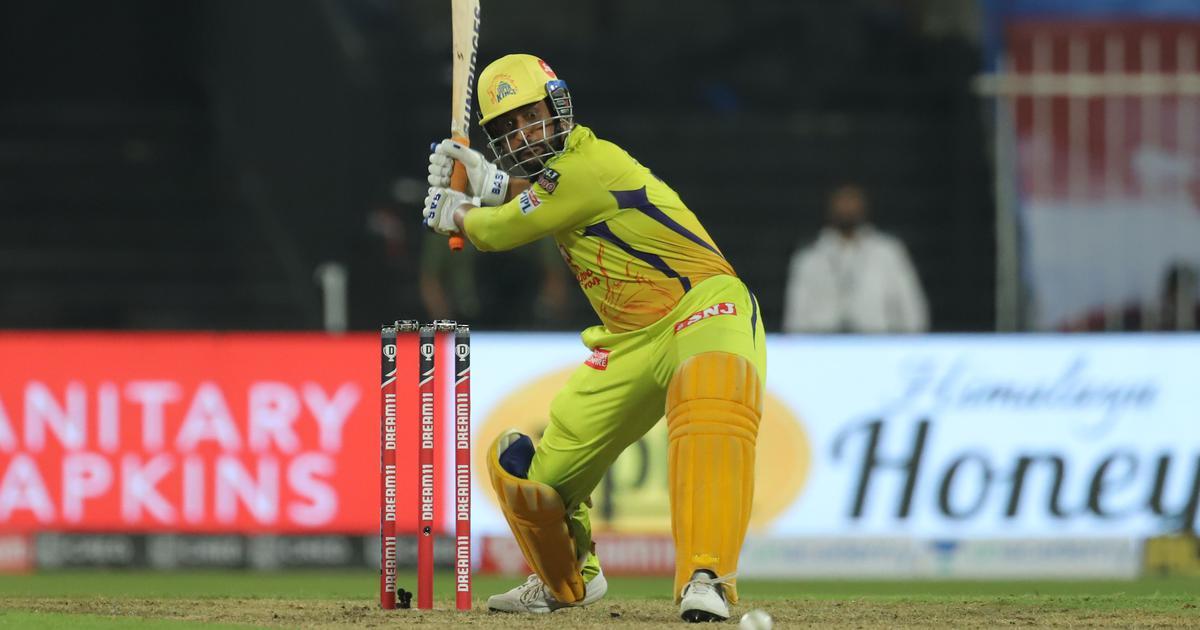 IPL 2020: Ruturaj Gaikwad returns to CSK practice