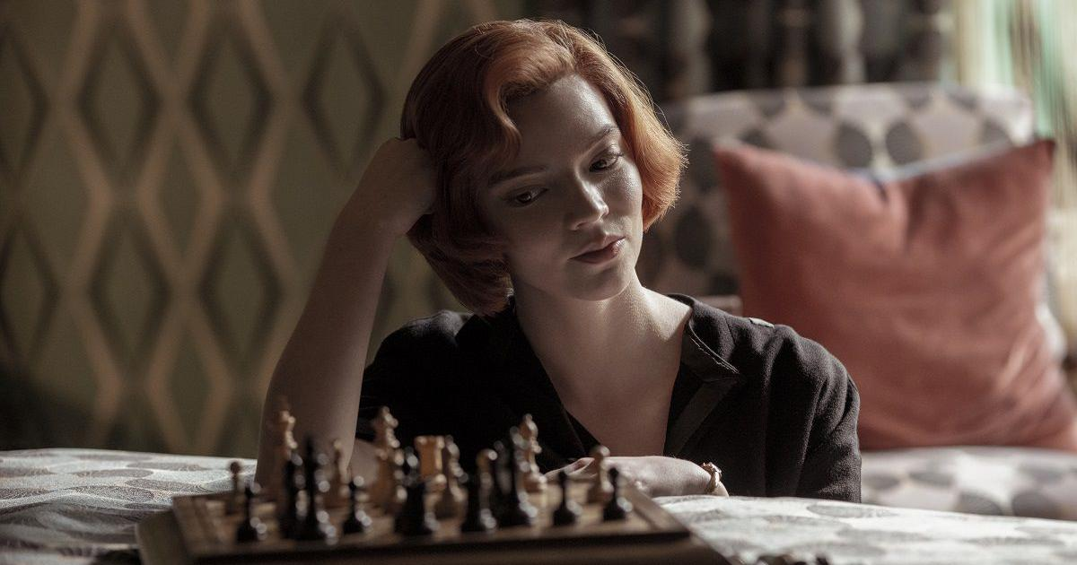 'The Queen's Gambit' trailer: Netflix series stars Anya Taylor-Joy as a troubled chess genius