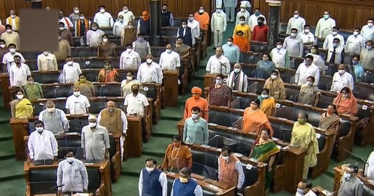 Has the Parliamentary check on the executive practically ended in India?