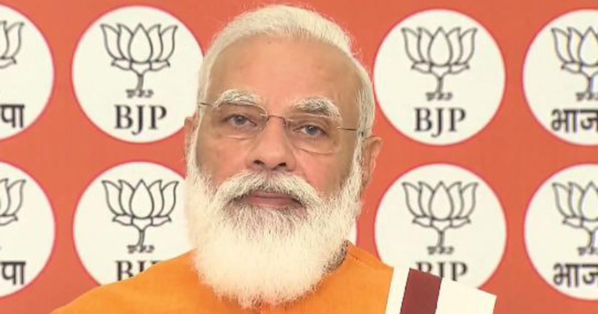 Farm bills protest: Opposition lying to farmers, 'shooting from their shoulders', says PM Modi