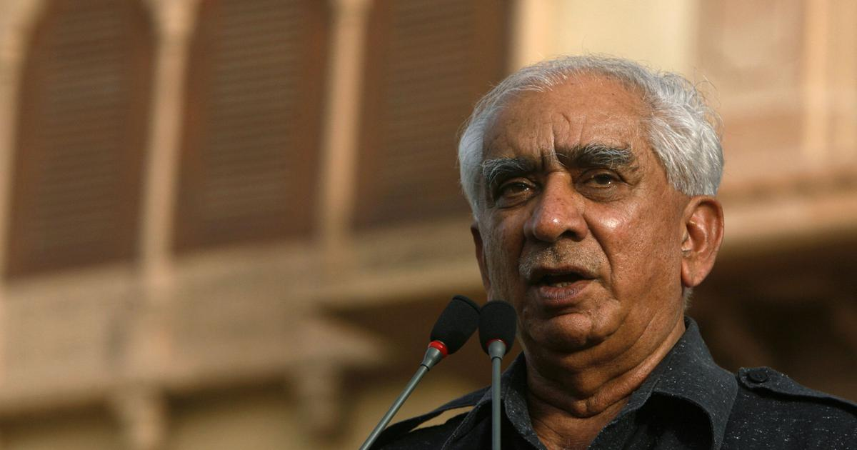 Why and how Jaswant Singh (1938-2020) left the Indian Army so that he could join politics
