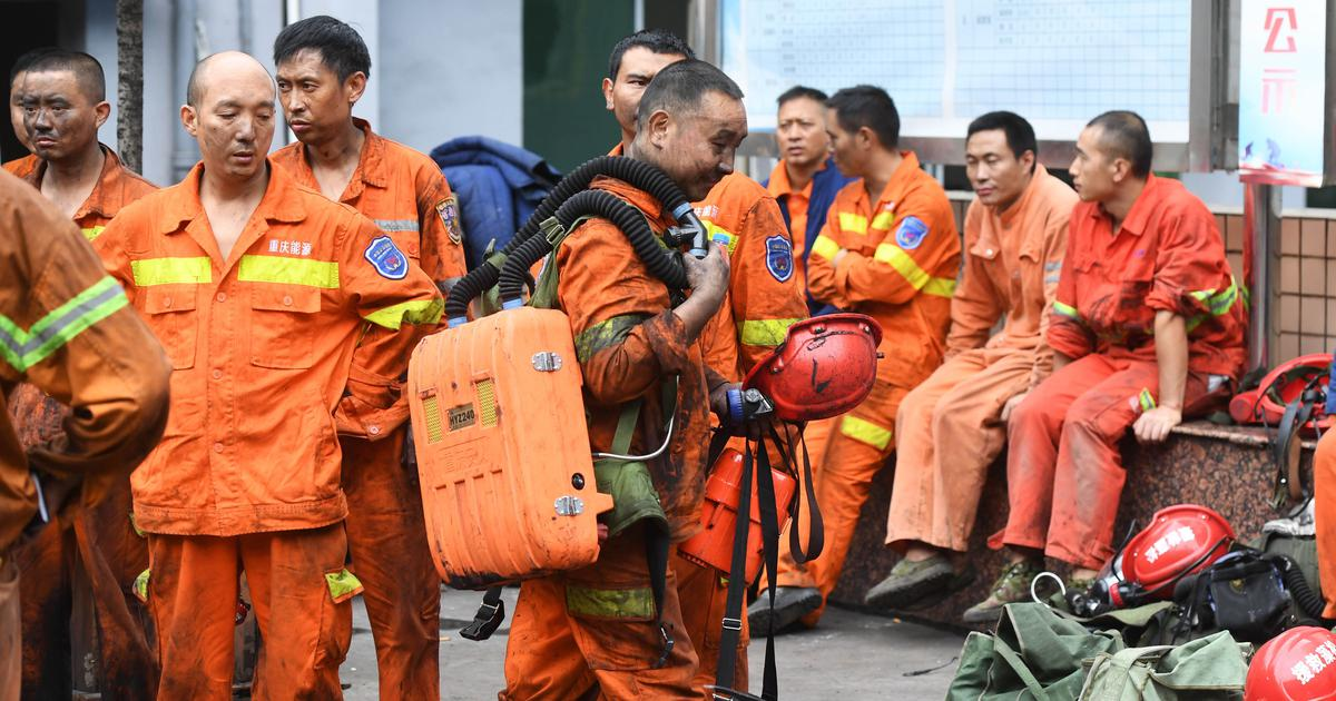 Carbon monoxide kills 16 trapped coal miners in China