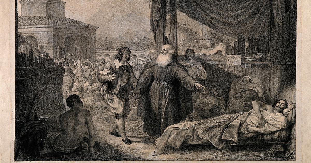 Even during a plague in 1700s, religious institutions helped and hindered public health officials