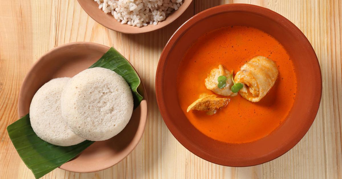 Beryl's Fish Curry by Chef Floyd Cardoz