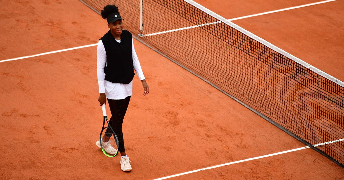 French Open: I'm done for 2020, says Venus Williams after third straight first-round Grand Slam exit