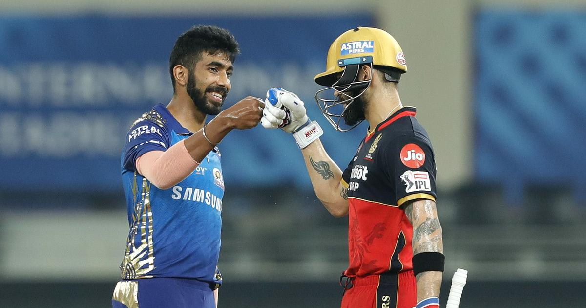 Watch: De Villiers stars as Kohli and Co clinch Super Over after run-fest against MI in IPL 2020