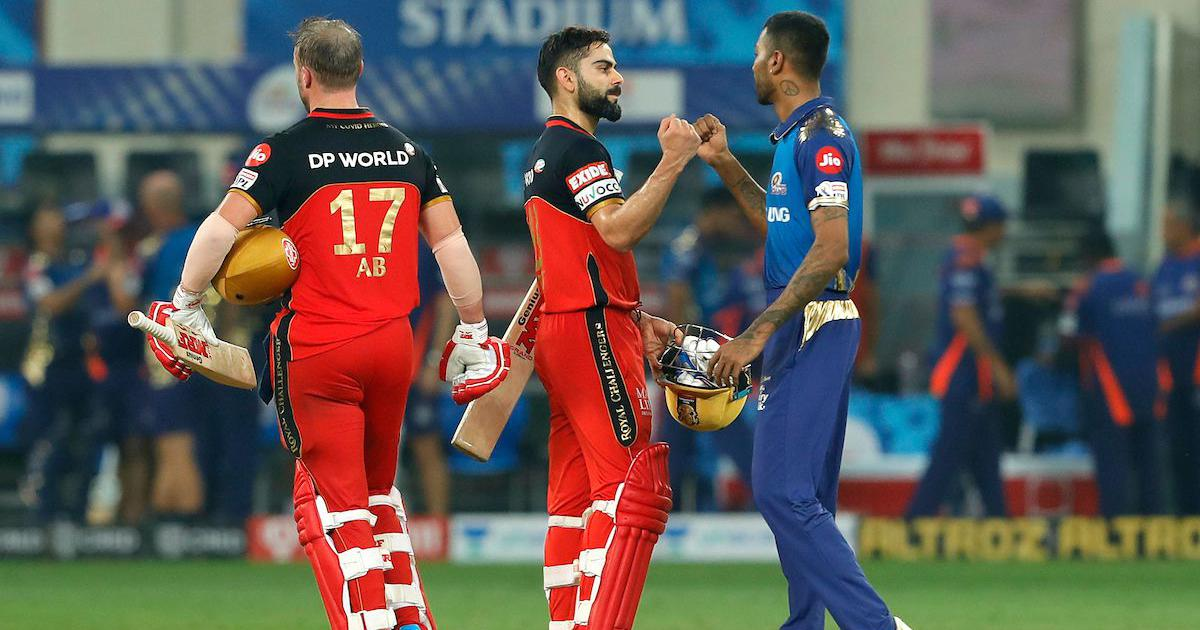 IPL is the best gift of 2020: Twitter reacts to RCB-MI Super Over thriller
